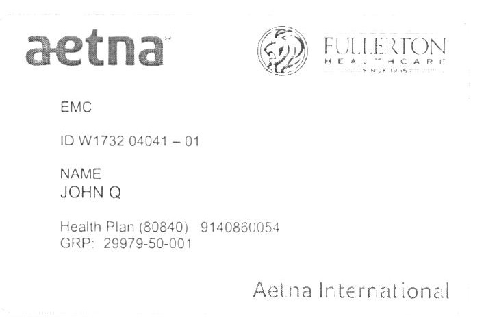 Aetna-Fullerton